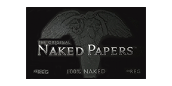 Naked Papers Regular size premium clear rolling paper