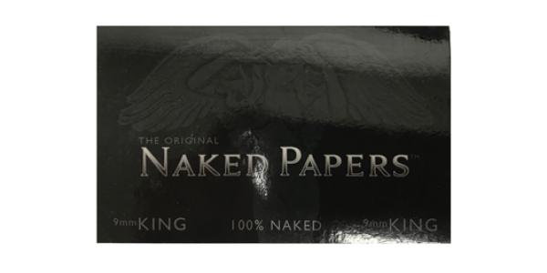 Naked Papers King Sized Premium Clear Rolling Paper